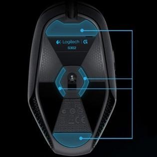 Logitech G-sarjan hiirten teflontassut - G402