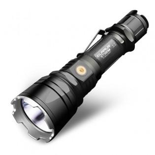 Klarus XT12GT taskulamppu 1600lm - Musta