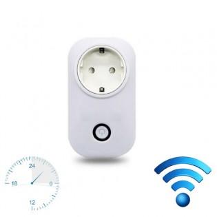 S20 WiFi-pistorasia ajastimella