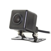 Reversing camera with adjustable guidelines