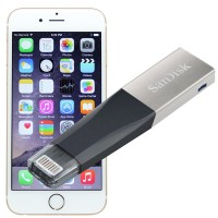 Sandisk iPhone -muistitikku 128GB