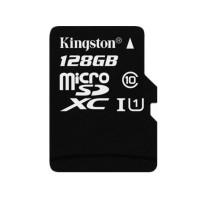 Kingston är en av världens ledande tillverkare av minneskort. Kapaciteten på detta minneskort är 128GB. Pålitlighet, livstids garanti och hastighet!