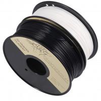3D PLA-plast till din skrivare av utmärkt kvalitet från miljövänliga Amerikanska NatureWorks Ingeo™. Kommer i flera olika snygga färger och förpackningen innehåller en 4-pack.