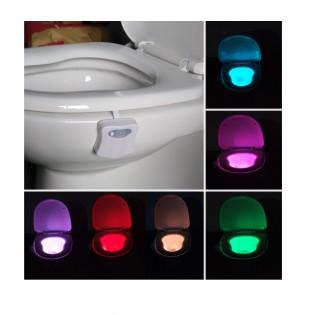 WC-pöntön valo