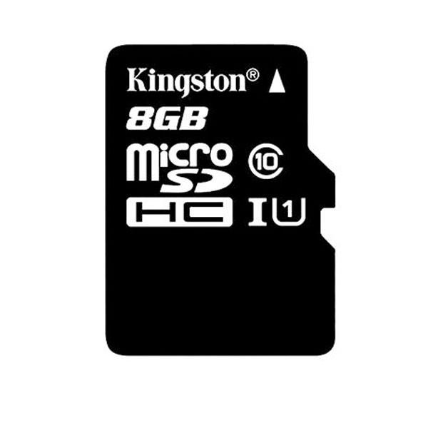 Kingston Micro SD 8G minneskort Class 10