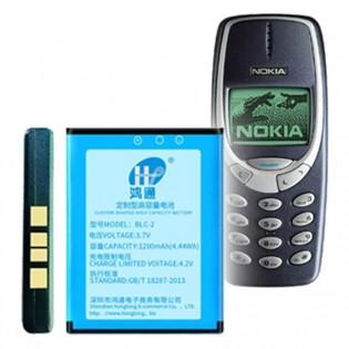 Nokia 3310 BLC-2 1200 mAh akku