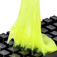 Tietokoneella työskentelevän näppäimistö tuppaa aina olemaan täynnä muruja ja likaa, jota on hankala putsata ilman paineilmaa tai avaamatta näppäimistöä. E-v...