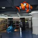 Radio Control Flying Fish | radiostyret flyvende fisk