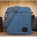 Praktisk canvas-väska