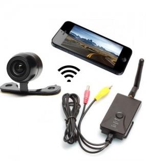 WiFi-peruutuskamera