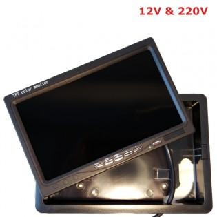 LCD-näyttö 7