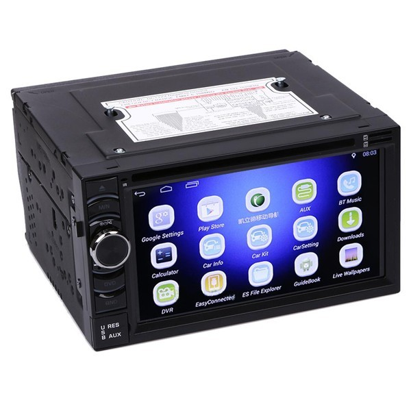 2 din android autosoitin   Best Android Car Stereos in 2019
