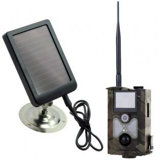 Riistakameran aurinkokennolaturi HC-500M & -700A