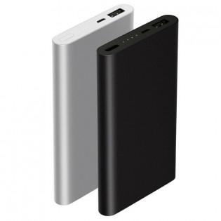 Xiaomi Mi2 varavirtalähde 10000mAh - Musta