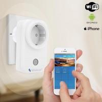 VStarcam etähallittava pistorasia tuo älyä kotisi sähkölaitteisiin.Puhelinohjattava älypistorasia yhdistyy kotisi langattomaan verkkoon ja on hallittavissa älypuhelimellasi mistä ja milloin vain.