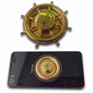 Ruori Fidget Spinner puhelimeen - Kulta