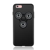 Tyylikäs iPhone suojakuori jossa Fidget Spinner pysyy kätevästi mukana.