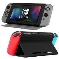 Tässä on tyylikäs ja todella käytännöllinen kotelo Nintendo SWITCH-konsolille. Mukana kannettava konsoli on pidettävä hyvin suojassa naarmuilta ja kolhuilta ja tällä se onnistuu.