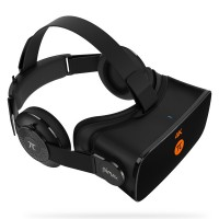 CES 2016 paras VR-tuote PiMAX P1 4K VR-lasit. Laseissa on Viveä tai Oculusta huomattavasti korkeampi resoluutio 806PPI tarkkudella ja laaja 110 asteen FOV.
