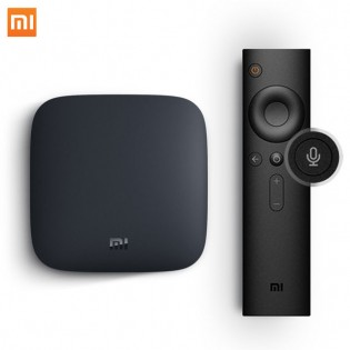 Mi Box Android TV 4K HDR -mediatoistin