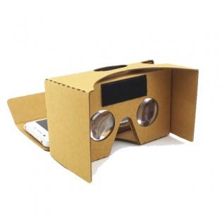 Pahviset virtuaalilasit - Musta