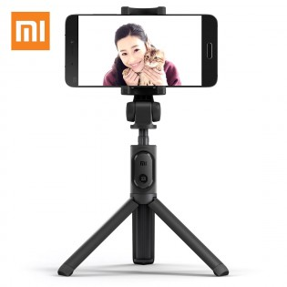 Xiaomi selfie-keppi/minijalusta - Musta