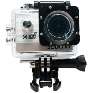 SOOCOO C20 WiFi Action-kamera 16MP - Musta