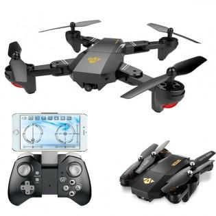 Visuo XS809HW kokoontaitettava FPV-drone