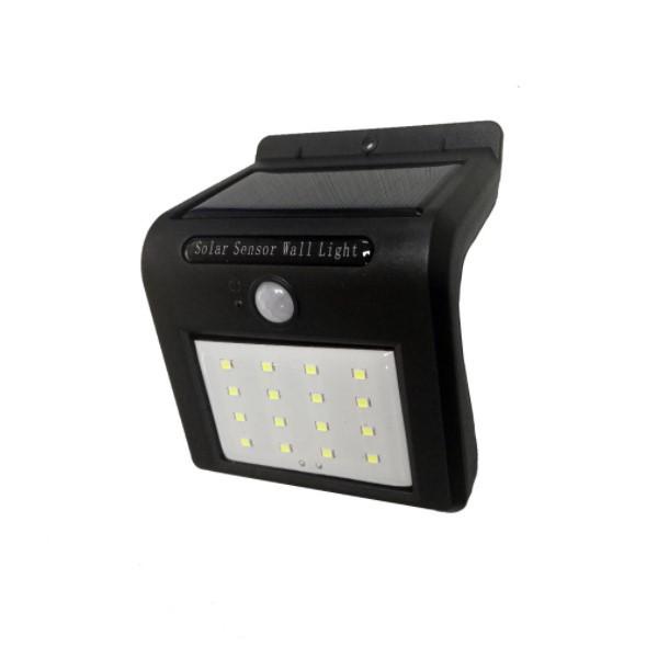 Solaris LED utomhusbelysning med rörelsesensor