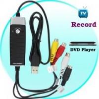 Med detta  behändiga magnetiska USB kan du spara videor och låtar snabbt och smidigt på hårddisken.