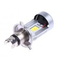 Laadukas Motoled -moottoripyörän ajovalon LED-polttimo 40Wnyt hävyttömän halpaan hintaan. LED-polttimo koostuu kahdesta erillisestä 20W LED-valosta. Polttimo sisältää pitkän ja lyhyen valon. Helppo asennus.  Saatavat värilämpötilat: 2500K ja 6500K.