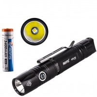 Rofis KR10 flashlight