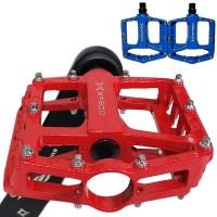 X-TREMEn polkupyöriin on valittu MPEDOn polkimet eikä syyttä. Nämä alumiiniset polkimet ovat kevyet, kestävät ja erittäin makean näköiset!