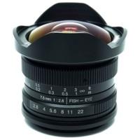 7artisans 7,5mm f/2.8 on hyvä ja edullinen laajakulmaobjektiivi Canon EF-M, Sony E-, Fujifilm X- ja Micro 4/3 -kantaisiin mikrojärjestelmäkameroihin.