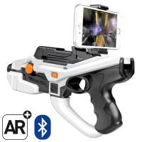 Tilaa halvalla netistä AR Magic Gun -lisätty todellisuus leluase. Uppoudu virtuaalimaailmaan lisätyn todellisuuden AR-pyssyllä. Puhelimesi on ikkuna uusiin ulottuvuuksiin, sillä kaikki mukana tulevat pelit tapahtuvat siellä. Katso video, kuinka AR-leluase ja -teknologia todellisuudessa toimii.
