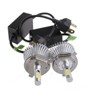 Car CREE LED headlight bulbs 12-24V