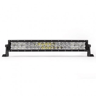 Kaareva 120W LED-työvalo, 5D-linssi, 12-24V