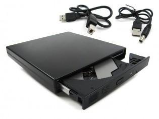 USB ulkoinen DVD-RW-asema