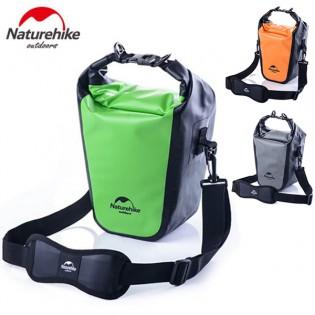 NatureHike vesitiivis kameralaukku - Oranssi