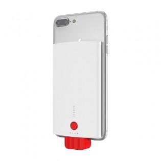 Baseus iPhone 4000mAh -telakkalaturi - Valkoinen