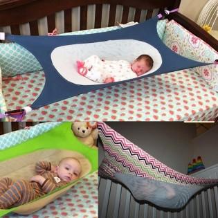 Vauvan riippumatto - Sininen