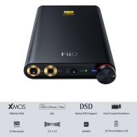FiiO Q1 Mark II on erinomainen kuulokevahvistin & DAC. Se sopii erinomaisesti Apple MFI-sertifioinnin ansiosta vaikkapa iPhonen kanssa käytettäväksi. Innovatiivinen ADC äänenvoimakkuuden säätö korjaa epätasaisuutta kanavien välillä ja parantaa äänenlaatua.