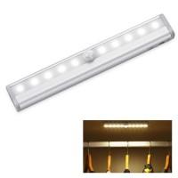LED-valopaneeli liiketunnistimella sopii niin yöpöydän laatikon, vaatekaapin tai rappukäytävän valaisemiseen. Unohda sähköjohtojen erilliset asennukset ja ratkaise ongelma nopeasti tällä valopaanelilla!