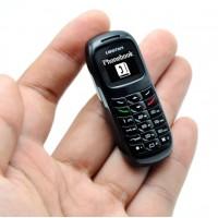 Maailman pienin puhelin painaa vain 18 grammaa ja on noin peukalon kokoinen. L8STAR BM70 miniä voi käyttää myös näppäränä bluetooth handsfreenä. Hauska mini-luuri herättää varmasti ihmetystä kaveripiirissäsi. Tilaa netistä!