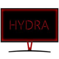 """Hydra Ravager 27"""" pelinäyttö omaa erittäin korkean 144Hz virkistystaajuuden ja 2K resoluution. Näytön vasteaika on vain 2ms ja mukana on myös AMD FreeSync tuki."""