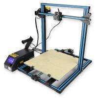 Professionell 3D-skrivare med ett riktigt stort utskriftsområde. Creality CR-10 S500 är en högkvalitativ 3D-skrivare med en lättanvänd styrenhet.