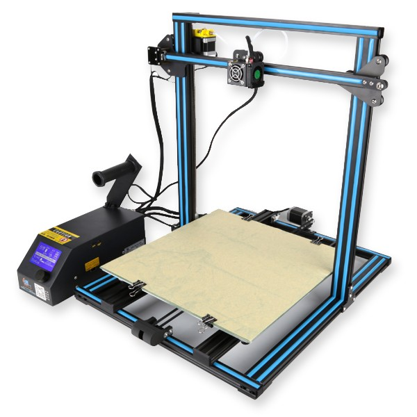 Creality CR-10 S500 3D-tulostin 500x500x500mm