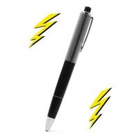 Är du trött på att alltid låna ut din penna? Här får den som alltid frågar efter pennan men aldrig lämnar tibax den något att minnas.