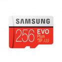 Samsung Micro SDXC 256GB muistikortti UHS-3