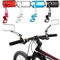 Turvallisuus ennen kaikkea! Taustapeilit pitäisi olla lain mukaan pakollisia polkupyöriinkin. Jos ajat autotien vieressä pientareella, olisi sinun hyvä tietää mitä takana tapahtuu! Aina kun auto sujahtaa ohi, säikäyttää se.